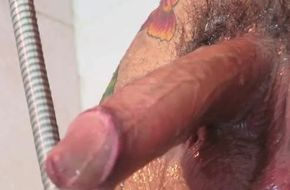 Gay muscle big cock