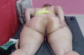 Bbw asshole spread