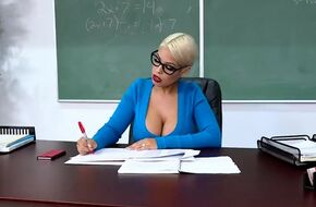 Brazzers teacher and student