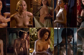 Game of thrones nude men